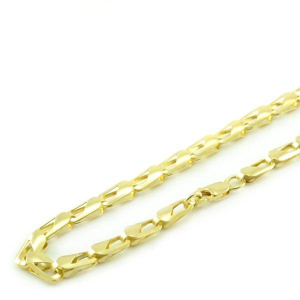 Nahrdelník zo žltého zlata-výsek v platničke